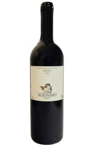 Agionimo Red Dry Wine 750ml Lafkiotis-0