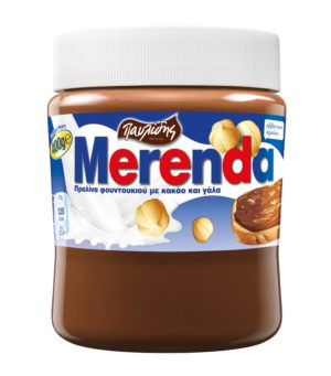 Merenda Chocolate & Hazelnut Spread 360gr-0