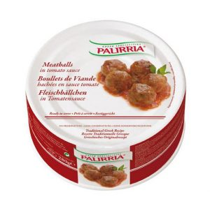 Keftedes Meatballs in Tomato Sauce 280 gr-0