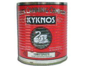 Kyknos Tomato Paste - Purée 200gr-0