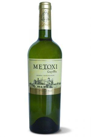 Metochi White Wine 750ml Tsantalis-0