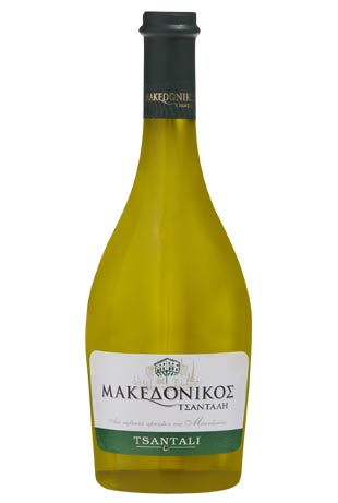 Makedonikos White Wine 750ml Tsantali-0