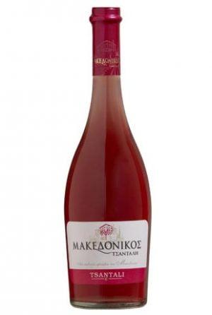 Makedonikos Rose Wine Tsantalis 750ml-0