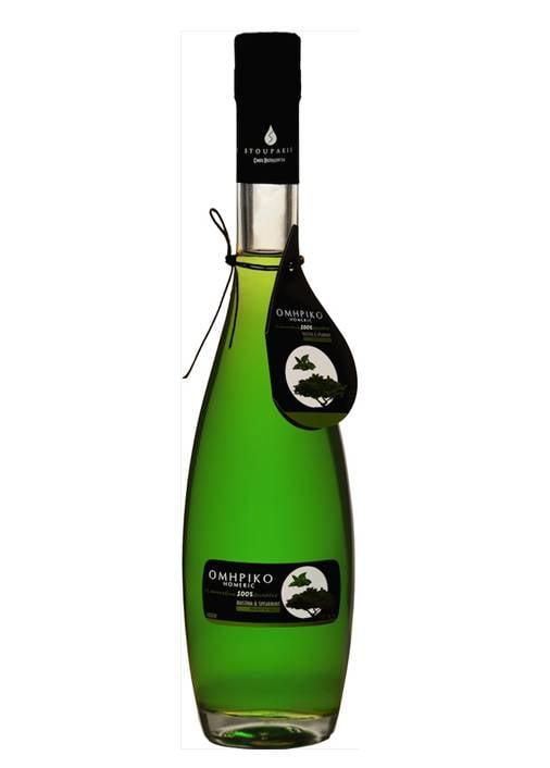 Mastic & Spearmint Liqueur 500ml Homeric-0