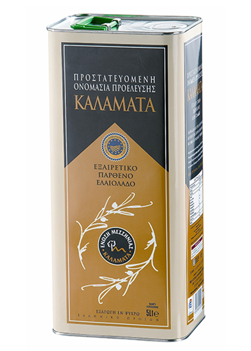 Kalamata PDO Extra Virgin Olive Oil 5ltr-3490