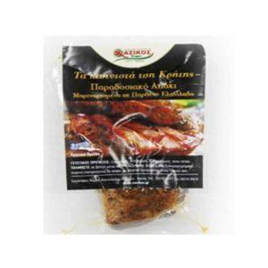 Apaki Cretan Smoked Pork in Olive Oil 550gr-0