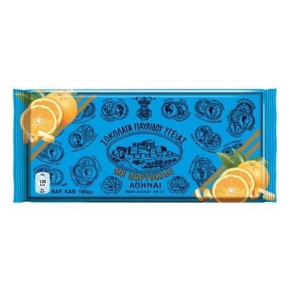 Dark-Chocolate-Orange-Ygeias-Pavlidis-100gr-agora-greek-delicacies