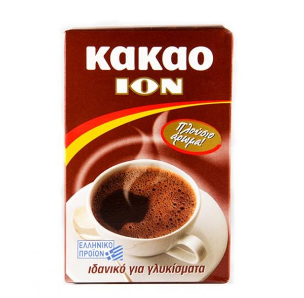 Drinking Chocolate Cocoa Powder Mix 125gr ION-0