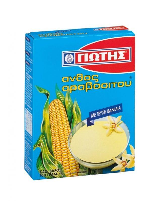 Corn Blossom Cream Vanilla flavour Jotis 160gr-0