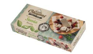 Halva Vanilla with Stevia 250gr Olympos-0