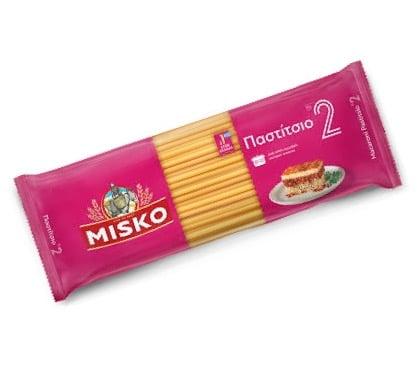 No. 2 Pasta for Pastitsio 500gr Misko-0