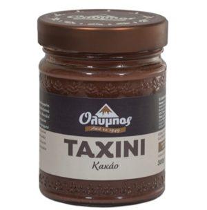 Tahini Cocoa 300gr Olympos-0