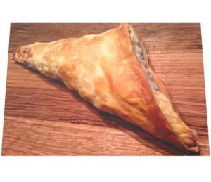 5 x 220gr Mushroom Triangle Vegan Pie 1.1kg-0