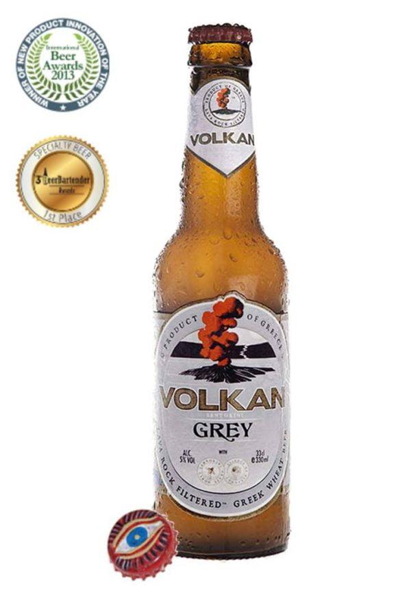 Volkan Grey Wheat Speciality Beer 330ml-0
