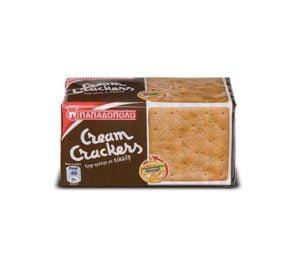Rye Cream Crackers 175gr-0