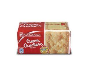 Wheat Cream Crackers 140gr-0