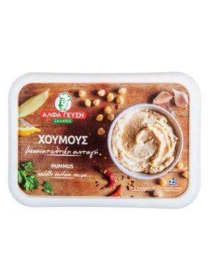 Hummus 200gr Alpha Taste-0
