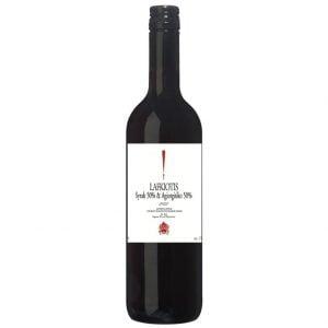 Syrah & Agiorgitiko Red Dry Wine 750ml Lafkioti-0