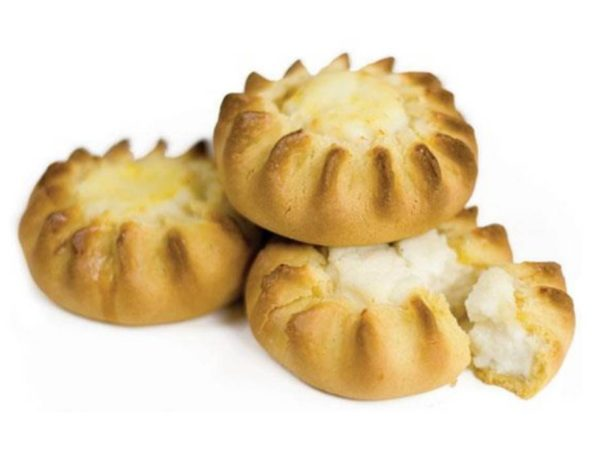 Lichnarakia - Mizithra cheese pie bites pack of 7 Kouklinos-0