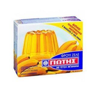 Fruit Zele Banana 200gr Jotis -0