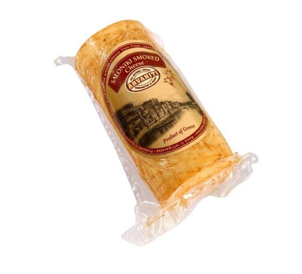 Smoked cheese of Thessaloniki 370gr Arvanitis-0