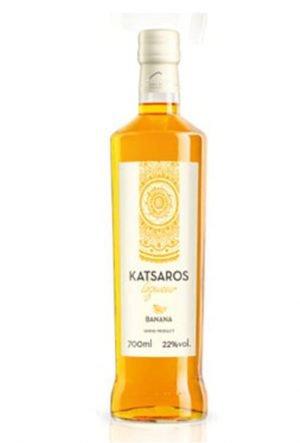Banana Liqueur 700ml Katsaros-0