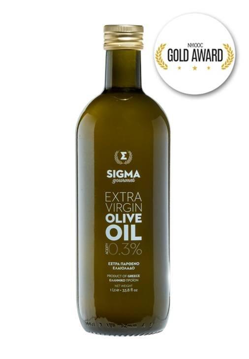 0.3 Extra Virgin Olive Oil 1lt Sigma Gourmet-0