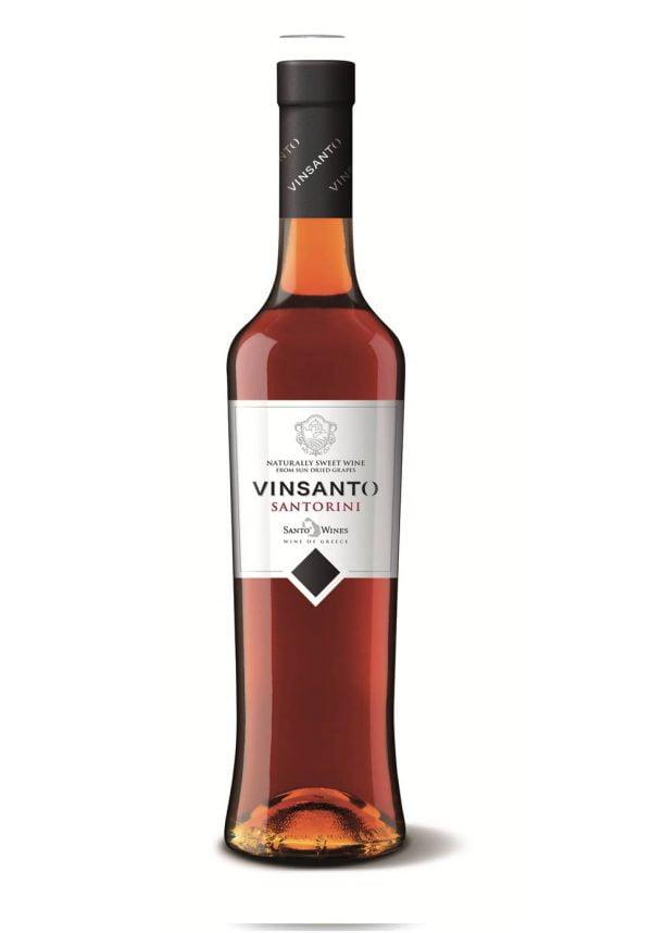 Vinsanto Santorini Wine 500ml SantoWines-0