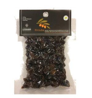 Throuba Cretan Olives 220gr Liokarpi-0
