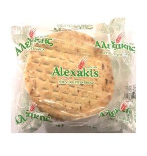Pita bread 20cm Alexakis 10pc pack-0
