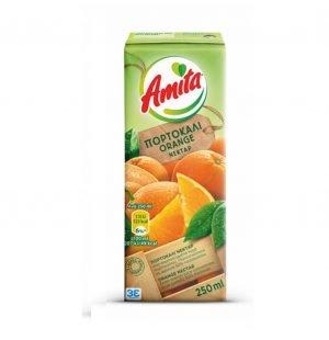 Amita Orange Nectar Fruit Juice 250ml-0