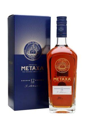 Metaxa 12* Star Brandy 700ml-0