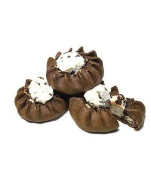 Lichnarakia Chocolate - Mizithra cheese pie bites pack of 10 Kouklinos-0