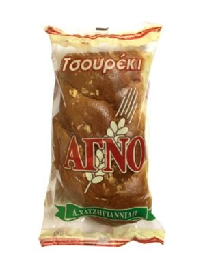 Classic tsoureki - brioche 500gr Agno-0
