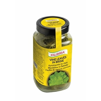 Vine leaves in brine 680gr jar Palirria-0