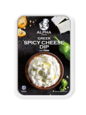 Spicy Feta Cheese Dip - Tirokafteri 200gr Alpha Taste-0