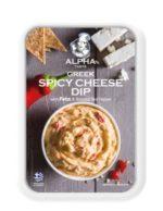 Spicy Feta Cheese Dip with Peppers - Tirokafteri 200gr Alpha Taste-0