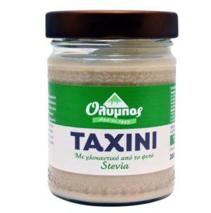 Tahini with Stevia 300gr Olympos-0