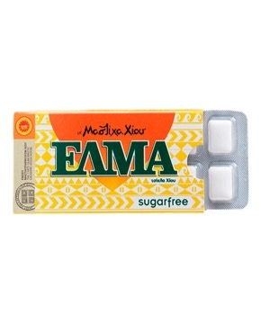 Elma Chios Gum with Mastic Aroma - Sugar Free-0