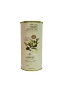 0.3 Cretan Extra Virgin Olive Oil 250ml Liokarpi-0