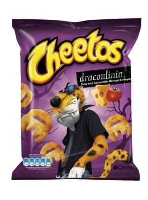 Cheetos Dracoulinia corn snack 65gr-0