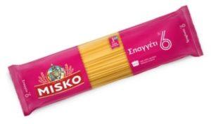 No. 10 Spaghettini 500gr Misko-0