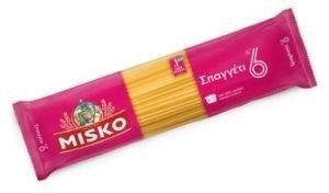 No. 6 Spaghetti 500gr Misko-0