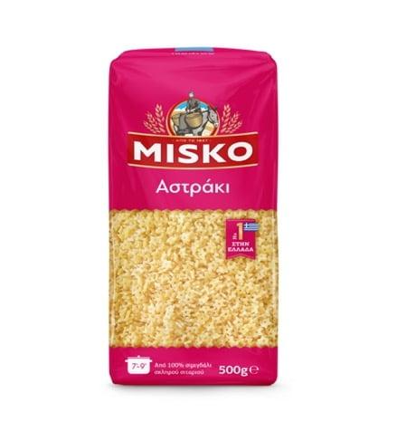 Star Shaped Pasta 500gr Misko-0