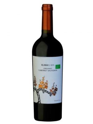Klima Cabernet Sauvignon Organic Red Wine 750ml Tsantalis-0