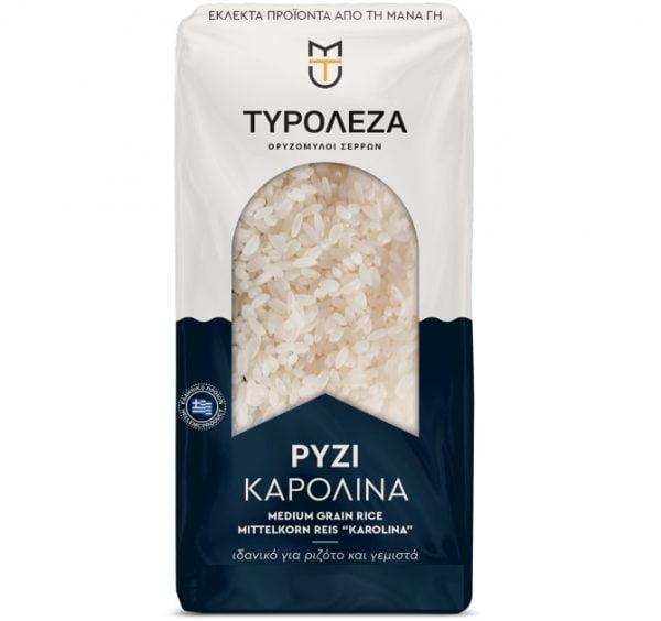 Medium Grain Rice - Karolina 1k Tiroleza-0