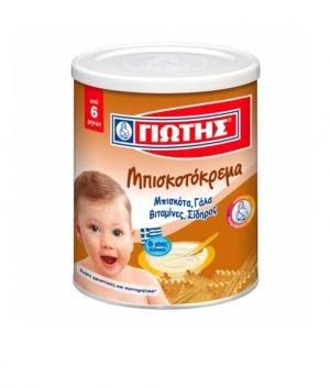 Biscuit Baby Cream 300gr Jotis-0