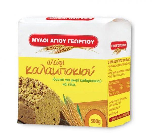 Corn Flour 500g Ag.Georgiou-0