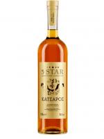 5* Star Brandy 700ml Katsaros-0
