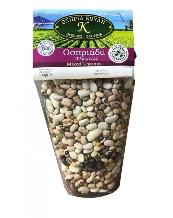 Mixed beans raw 500gr - Ospriada-4352